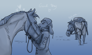 Horse Switch by Mendokusee