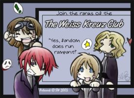 ID for the weiss kreuz club by sw