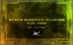 Z-Tech Boarder Brushes by Jeffish