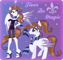 Fleur De Magic by NightmareLunaFan