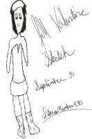 Hand-Drawing Montage Jill 2 by STARSMember930