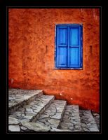 To be a window cheerful thing by Bazsitoo