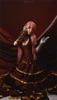 Megurine Luka by TomoeMatt