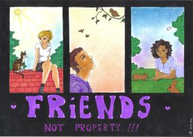 CE: Friends - not property! by Toto-the-cat