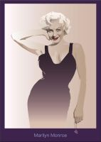 Monroe by GraphicDream