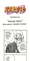 Distress #10 Wrong Move by SmartChocoBear