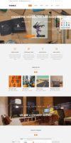 Thumble - Creative Wordpress Theme by KL-Webmedia