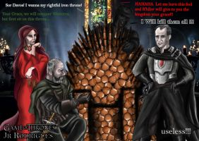 throne of onion by Junior-Rodrigues