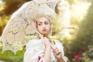 Lady Giushi by michan