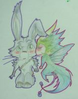ROTG_a kiss of bravery_comission for ~basilluvr56 by chocolatevampire217