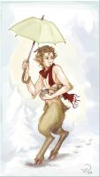 mr. Tumnus by Linnpuzzle