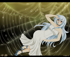 Beauty of the Web by Lady--Nyx