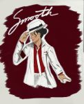 Smooth Criminal in Red by panda21595