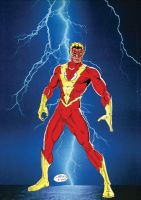 The Flash by StevenWilcox