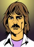 George Harrison colour by gavcam
