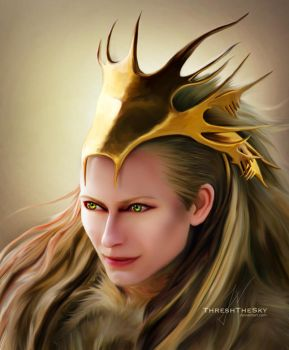 Queen Jadis by ThreshTheSky