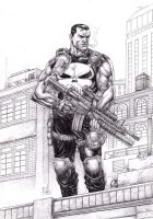 frank castle by godmercys