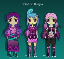 Mystic Chibi Design [CLOSED] by JxW-SpiralofChaos