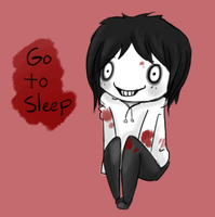 Jeff the killer by CosmicNiko