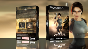 Tomb Raider Anniversary Box by FearEffectInferno