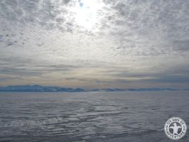125 Days - Day 74 - The Ice and Clouds Are Melting by Kimi-Parks