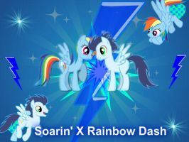 Soarin~Dash by loobie1998