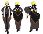 Sister Katilea Sheet by Hitome-Bore