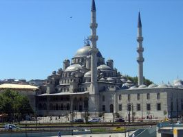 Blue Mosque by Phlip182