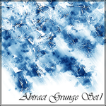 Abstract Grunge Set 1 by hetrocide