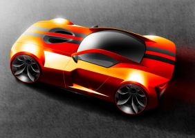 Dodge-RT-R concept... by Morfiuss