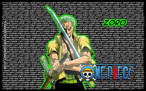 Zoro Straw Hat Pirate - OP by TomOstry