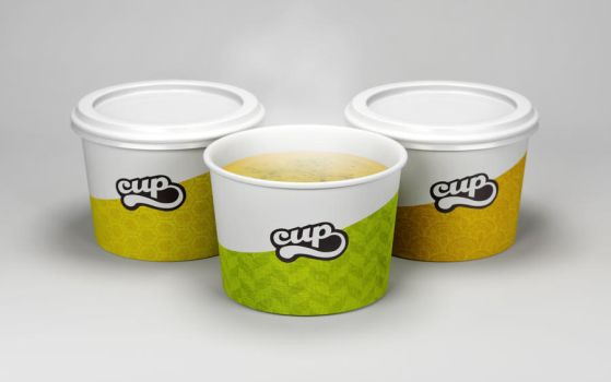 package design for 'cup' by Lyne86