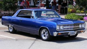 Chevelle 65 by colts4us