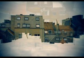 Double Exposure by stekkes
