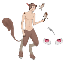FAUN ADOPTABLE - [Points - CLOSED] by 6problems