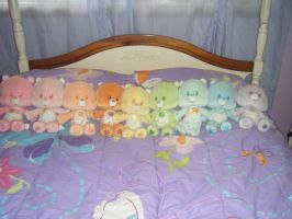 Care Bears Collection Cubs by KessieLou