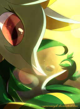 Serperior by ZymonasYH