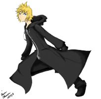 Roxas by The-Child-of-Heart