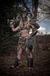 Skyrim Barbie by AndrewDobell
