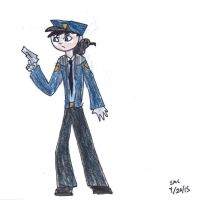 Officer Maloney by ShoobaQueen