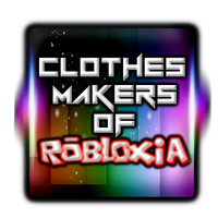 [LOGO] Clothes Makers of Robloxia by Kevin-Yoshi