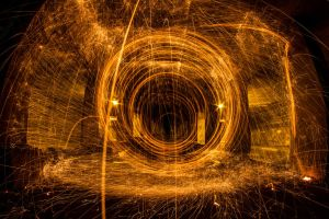 Tunnel Spin 4 by 904PhotoPhactory