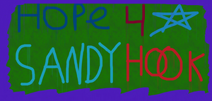 Hope 4 Sandy Hook by gameover576