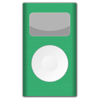 iPod Mini 2 by deathmedic