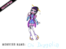 Chi Dragelia by Shellie-chan