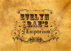 Evelyn Rae Magick Emporium by EevyLynn