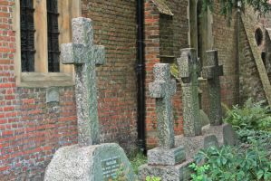 Stock Church Crosses by Sheiabah-Stock