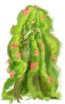 Weeping Willow Girl by ghostfiish