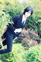 Sebastian Michaelis by ToraCosplay