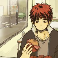 Kagami and... by Rm01